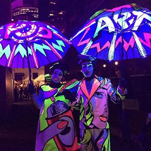 Neon Pop Art (AUS)